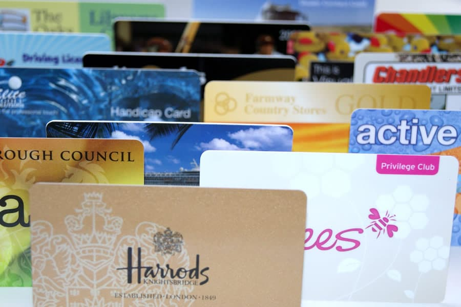 Plastic Gift Cards Printing | Plastic Card Company